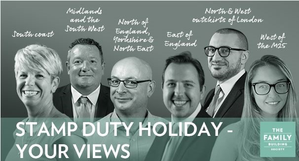 Stamp duty holiday, your views