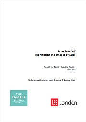 Stamp Duty July 18 Report Cover